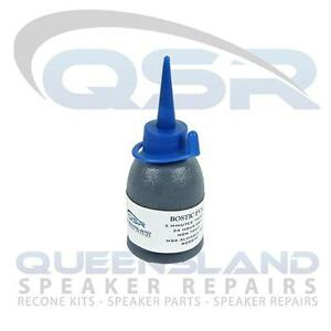 Speaker Sealer for Surrounds & Cones - Black EVA Adhesive (50ml)