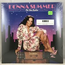 Donna Summer - On The Radio: Greatest Hits Vol. I & II 2LP NEW 2018 COLOR VINYL