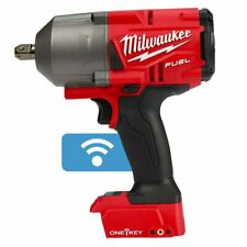 Milwaukee 2862-20 M18 FUEL 18V 1/2-Inch Pin Detent Impact Wrench - Bare Tool