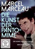 MARCEL MARCEAU-DIE KUNST DER PANTOMIME/MANTEL/SONNTAGSMALER - SCHLEIF  DVD NEUF