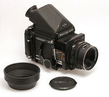Mamiya rb67 Professional S avec 3,8/127 mm objective et filmback