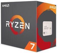 AMD Ryzen 7 2700X  Octa Core (8-Kern)  bis 4.30 GHz Boxed mit Lüfter (Prozessor)