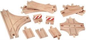 Brio EXPANSION PACK ADVANCED Child Wooden Toy Train Track Bundle 3 yrs+ Gift BN