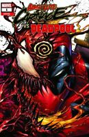 ABSOLUTE CARNAGE VS DEADPOOL #1 (OF 3) TYLER KIRKHAM VARIANT COVER A