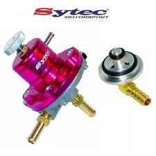Sytec regulador de presión de combustible + Rover MGF MG ZR 218 25 414 418 Adaptador De Riel de combustible