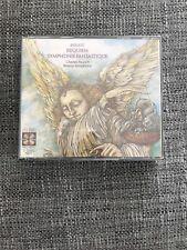 Berlioz: Requiem, Symphony Fantastic/Charles Munch, Boston Symphony - CD
