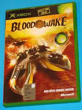 Blood Wake - Microsoft XBOX - PAL