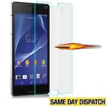 100 Genuine Tempered Glass Film Screen Protector for Sony Xperia Z3 Plus Z3