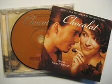 CHOCOLAT - CD - O.S.T. - ORIGINAL SOUNDTRACK - RACHEL PORTMAN