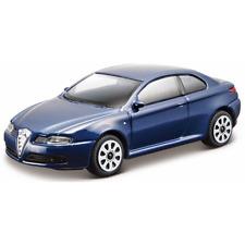 Burago - ALFA ROMEO GT (Blue) 2003 - 'Street Fire' Model Scale 1:43)