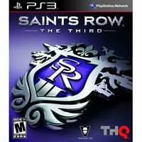 Saints Row: The Third PlayStation 3 PS3