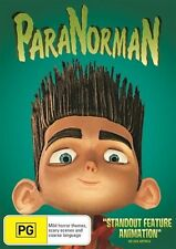 PARANORMAN  BIG FACE (DVD, 2013) [BRAND NEW & SEALED]