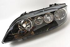 Mazda 6 2002-2005 Electrictric HeadLight Front Lamp Dark Black LEFT LH 2003 2004