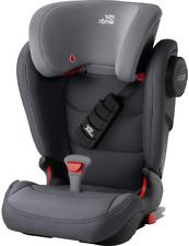 4000984200775 CAR SEAT BRITAX ROMER KIDFIX III S Storm Grey   BRITAX