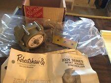 Robert Shaw reset volume controller 2326-022