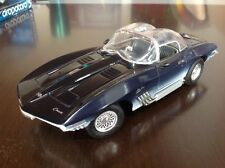 1:18 Diecast 1961 Corvette Mako Shark ZL-1 Bubble Top