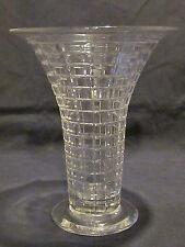 """Heisey Victorian Vase 9"""""""