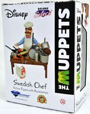 The Muppets Swedish Chef Action Figure Set by Diamond Select Toys Disney