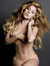 Lady Gaga Posing Nude 8x10 Glossy Photo Print
