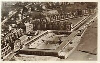 East Sussex Vintage Postcard, The Bathing Swimming Pool, St Leonards On Sea JU6