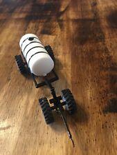 1/64 Custom Black Pull Behind Field Tank Farm Toy