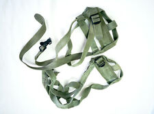 Canadian Military Snow Shoe Harness Bindings Straps Canvas Footwear