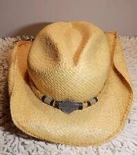 Harley Davidson BAR & SHIELD Rope Cowboy Hat Band  F&M Company Size Small