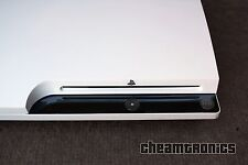 Sony PS3 Slim 500GB System Firmware 3.55 OFW Console Only Classic Ceramic White