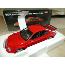 MERCEDES CLK DTM AMG COUPE Rouge KYOSHO 08461R 1:18