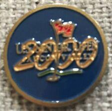 2000 US Senior Open Saucon Valley Golf Ball Marker