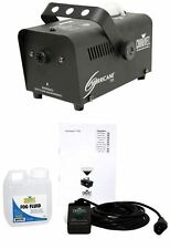 Chauvet DJ Hurricane 700 H-700 Fogger H700 Fog/Smoke Machine + Fog Fluid