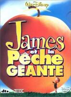 James et la peche geante / DVD NEUF