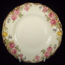 Royal Doulton Pink 'English Rose' Side Plate D6071 1939 - 1963 (4 Available)