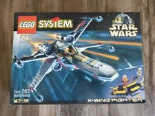 LEGO Star Wars 7140 X-Wing Fighter Retired New Sealed NIB