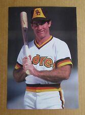 "1983 SAN DIEGO PADRES BASEBALL STEVE GARVEY TEAM ISSUED 8"" X 12"" COLOR PHOTO"