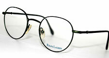 NEW~Ralph Lauren Matte Green Metalic  Eyeglasses  Frames 573 WV6 VINTAGE Italy