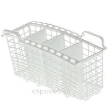 HOTPOINT DC28N Slimline Dishwasher White Cutlery Basket (230 x 110 x 135mm)