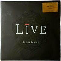 Live - Secret Samadhi [Current Pressing] LP Vinyl Record Album [Music on Vinyl]