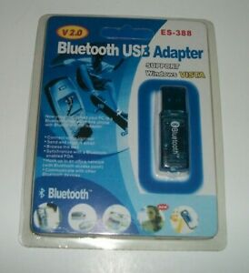 ES-388 Bluetooth USB Adapter