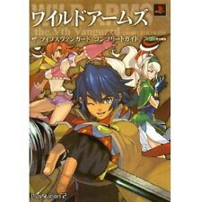 Wild Arms 5 Fifth Vanguard Complete Guide Book / PS2