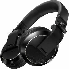 Pioneer HDJ-X7-K Professional Over-Ear DJ Headphones w/ Coiled & Straight Cables