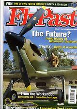 Flypast 2004 November Lancaster,Meteor,Vulcan,Tirpitz