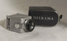 Super 8mm/8mm  DELRAMA Scope Adapter for 8mm Cameras. Very rare in Box !