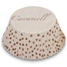 MINI Muffinförmchen Cupcake Papierförmchen Muffin Caramell Städter
