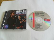 BRUCE SPRINGSTEEN - In Concert/ MTV Plugged (CD 1992) Austria Pressing