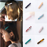 Newly Women Acrylic Long Barrettes Hair Clip Hairpin Hair Pin Accessory Gift