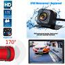 170° Mini Car Rear View Camera HD Night Vision Waterproof Parking Reverse Cam