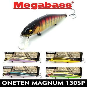 Megabass Ito ONETEN MAGNUM 130 SP Suspender JAPAN LURE JERKBAIT 21.2g 130m