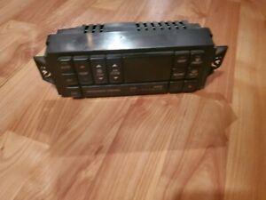 2000-2004 Buick Century Regal Heater A/C Digital Climate Control OEM 09360494