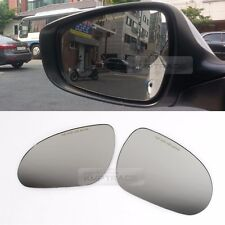 Blind Spot Curved Side Mirror Glass for HYUNDAI 08-12 Elantra Touring i30CW i30